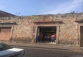 Foto de casa en venta en antonio alzate 261, morelia centro, morelia, michoacán de ocampo, 0 No. 01