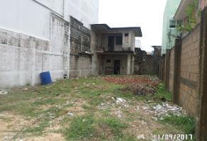 Foto de terreno habitacional en venta en antonio ruiz 106 , paraíso coatzacoalcos, coatzacoalcos, veracruz de ignacio de la llave, 12768616 No. 01
