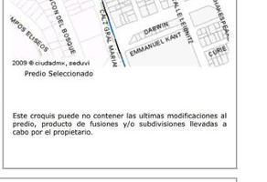Foto de terreno habitacional en venta en  , anzures, miguel hidalgo, df / cdmx, 11977579 No. 01