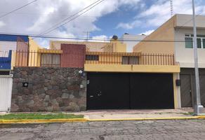 Foto de casa en venta en  , anzures, puebla, puebla, 0 No. 01