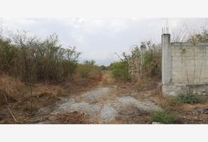 Foto de terreno habitacional en venta en  , apanquetzalco, yautepec, morelos, 6948641 No. 01