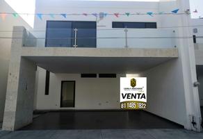 Foto de casa en venta en  , apodaca centro, apodaca, nuevo león, 19121264 No. 01