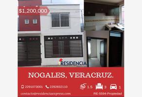 Foto de casa en venta en aquiles serdan 222, aquiles serdán, nogales, veracruz de ignacio de la llave, 0 No. 01