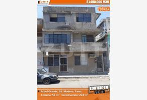 Foto de edificio en venta en aquiles serdan 501 a, árbol grande, ciudad madero, tamaulipas, 0 No. 01