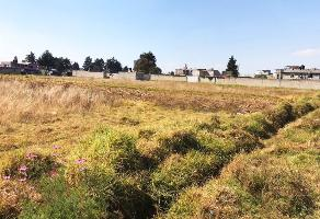 Foto de terreno habitacional en venta en aquiles serdan , san pedro totoltepec, toluca, méxico, 17785532 No. 01