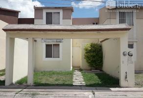 Foto de casa en renta en  , aranjuez, durango, durango, 16057642 No. 01