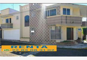 Foto de casa en renta en araucarias 11, fuentes de las ánimas, xalapa, veracruz de ignacio de la llave, 0 No. 01