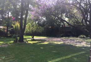Foto de terreno habitacional en venta en arbol , san angel, álvaro obregón, df / cdmx, 14545540 No. 01