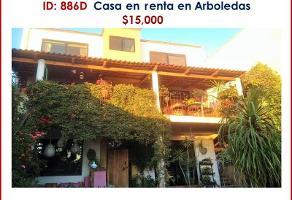 Foto de casa en renta en arboledas 11, arboledas, querétaro, querétaro, 0 No. 01