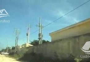 Foto de terreno habitacional en venta en  , arboledas, benito juárez, quintana roo, 0 No. 01