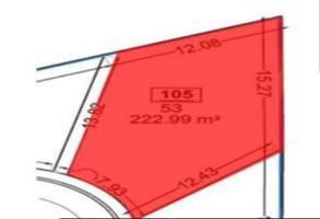 Foto de terreno habitacional en venta en  , arboledas de xilotzingo, puebla, puebla, 17213377 No. 01
