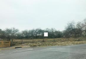 Foto de terreno industrial en venta en  , arboledas del mezquital, apodaca, nuevo león, 13548115 No. 01