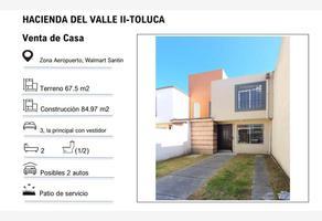 Foto de casa en venta en arboledas , hacienda del valle ii, toluca, méxico, 18578597 No. 01