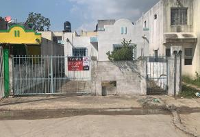 Foto de casa en venta en  , arboledas sección 20, altamira, tamaulipas, 10116820 No. 01
