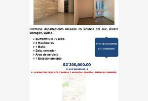 Foto de departamento en venta en arcadas xxx, colina del sur, álvaro obregón, df / cdmx, 0 No. 01