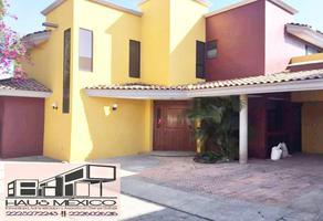 Foto de casa en renta en arco 0, santa cruz guadalupe, puebla, puebla, 0 No. 01