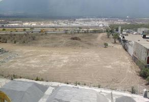 Foto de terreno industrial en renta en  , arco vial, garcía, nuevo león, 0 No. 01