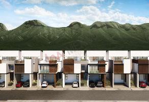 Foto de casa en venta en  , arcos del sol 4 sector, monterrey, nuevo león, 0 No. 01