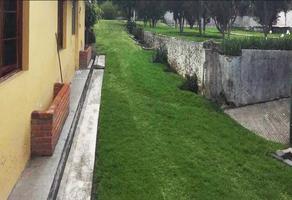 Foto de terreno habitacional en venta en  , arenal tepepan, tlalpan, df / cdmx, 10988995 No. 01
