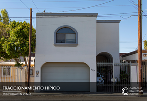 Foto de casa en venta en argentina , residencial hípico, mexicali, baja california, 0 No. 01