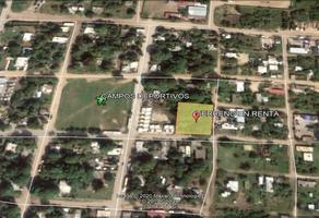 Foto de terreno habitacional en renta en armando martinez , la pedrera, altamira, tamaulipas, 11620488 No. 01