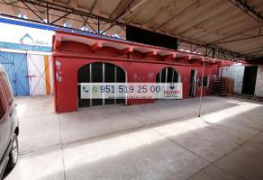 Foto de local en venta en armenta y lopez , palacio de gobierno del estado de oaxaca, oaxaca de juárez, oaxaca, 12325212 No. 01