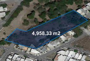 Foto de terreno habitacional en venta en arroyo de la talaverna , arboledas de san miguel, guadalupe, nuevo león, 0 No. 01