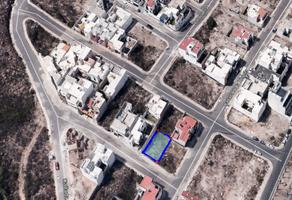 Foto de terreno habitacional en venta en arroyo del valle , lomas del tecnológico, san luis potosí, san luis potosí, 12223530 No. 01
