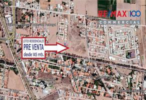 Foto de terreno habitacional en venta en arroyo el molino esquina con privada 20 de noviembre , el llanito, aguascalientes, aguascalientes, 0 No. 01