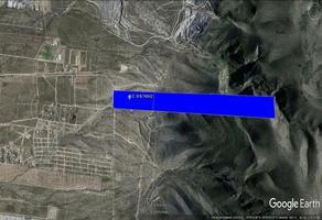 Foto de terreno habitacional en venta en arteaga, coahuila , arteaga centro, arteaga, coahuila de zaragoza, 18397851 No. 01