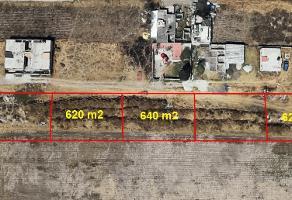 Foto de terreno habitacional en venta en artículo 27, manzana 36 s/n , san cristóbal huichochitlán, toluca, méxico, 13058334 No. 01