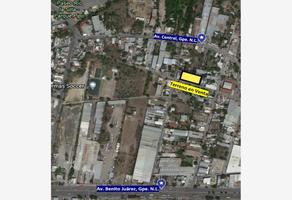 Foto de terreno habitacional en venta en arturo b de la garza 113, los lermas, guadalupe, nuevo león, 0 No. 01
