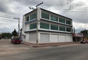 Foto de edificio en renta en  , arturo gamiz, durango, durango, 5886281 No. 01