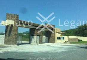 Foto de terreno habitacional en venta en  , aserradero, santiago, nuevo león, 14576437 No. 01