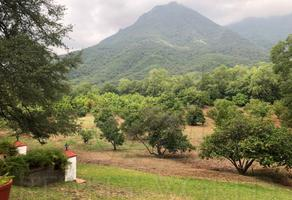 Foto de terreno habitacional en venta en  , aserradero, santiago, nuevo león, 8760829 No. 01
