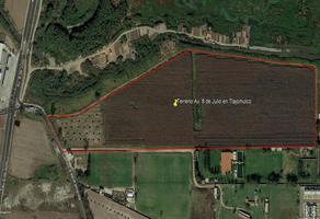 Foto de terreno comercial en venta en asterioide 25, real del sol, tlajomulco de zúñiga, jalisco, 15186936 No. 01