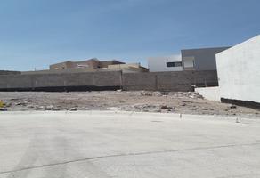 Foto de terreno habitacional en venta en asturias , fraccionamiento las lunas residencial 2, chihuahua, chihuahua, 0 No. 01