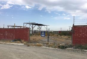Foto de terreno habitacional en venta en atanasio lara 325, la herradura, saltillo, coahuila de zaragoza, 5117593 No. 01