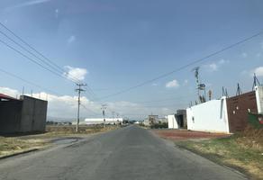 Foto de terreno habitacional en venta en atizapan 1000, san miguel totocuitlapilco, metepec, méxico, 0 No. 01