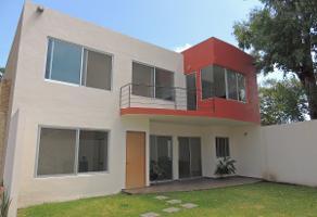 Foto de casa en venta en  , atlacomulco, jiutepec, morelos, 10739913 No. 01