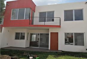 Foto de casa en condominio en venta en  , atlacomulco, jiutepec, morelos, 18099975 No. 01