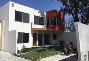 Foto de casa en venta en  , atlacomulco, jiutepec, morelos, 7962725 No. 01