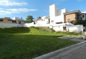 Foto de terreno habitacional en venta en lote , atlas colomos, zapopan, jalisco, 2767310 No. 01