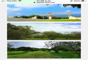 Foto de terreno habitacional en venta en  , atongo de abajo, cadereyta jiménez, nuevo león, 19404343 No. 01
