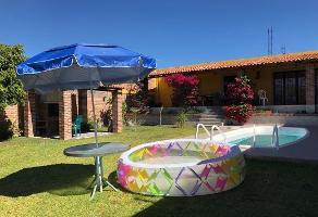 Foto de casa en venta en  , atotonilco el bajo, villa corona, jalisco, 6595265 No. 01
