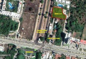 Foto de terreno habitacional en venta en atras del 100% natural s/n , la chaparrita, acapulco de juárez, guerrero, 0 No. 01