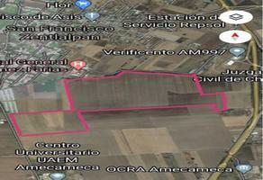 Foto de terreno comercial en venta en autop méxico-cuautla , san francisco zentlalpan, amecameca, méxico, 0 No. 01
