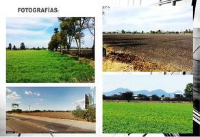 Foto de terreno habitacional en venta en autopista ciudad de méxico , pedro escobedo centro, pedro escobedo, querétaro, 0 No. 01
