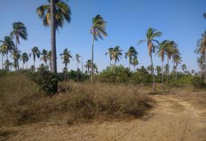 Foto de terreno comercial en venta en autopista del sol , la poza, acapulco de juárez, guerrero, 7195955 No. 01