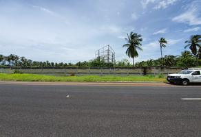Foto de terreno comercial en venta en autopista diamante terreno bardeado , 3 palos, acapulco de juárez, guerrero, 19427957 No. 01